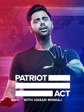 Patriot Act with Hasan Minhaj Season 6