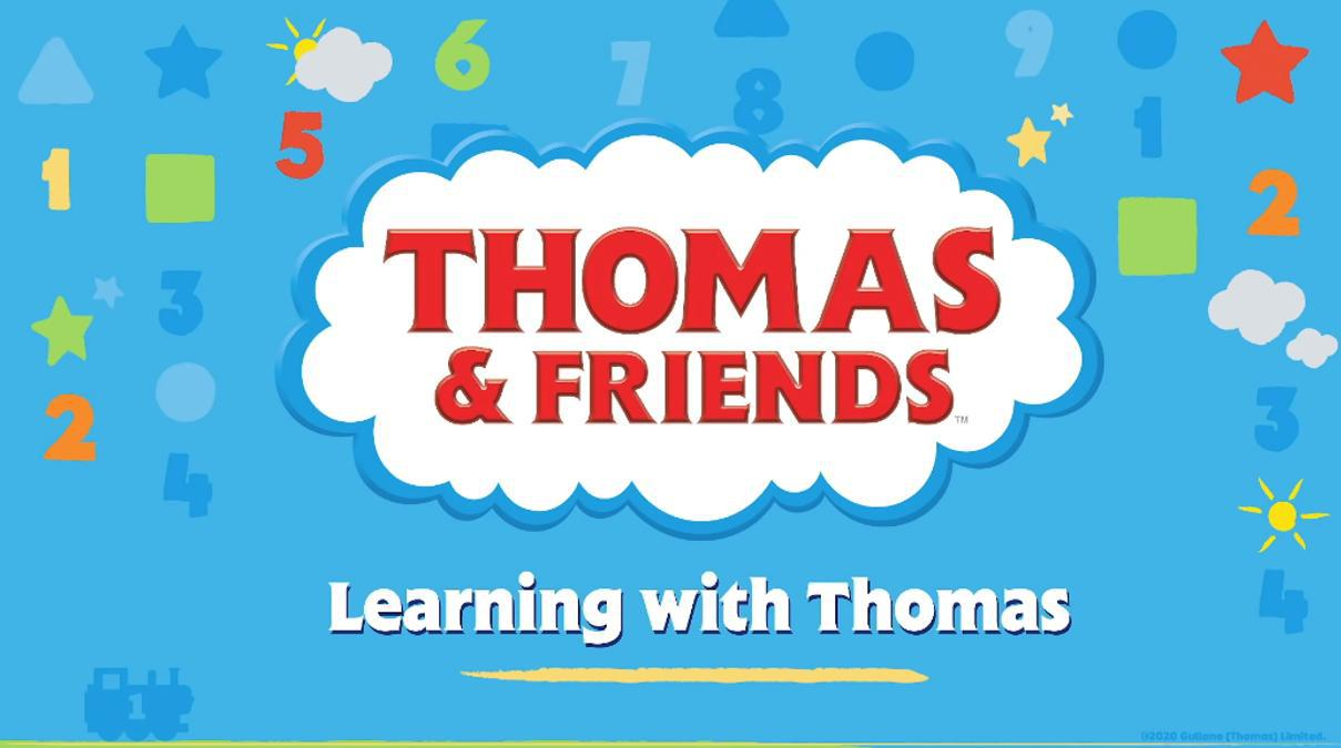Thomas & Friends: Learning with Thomas