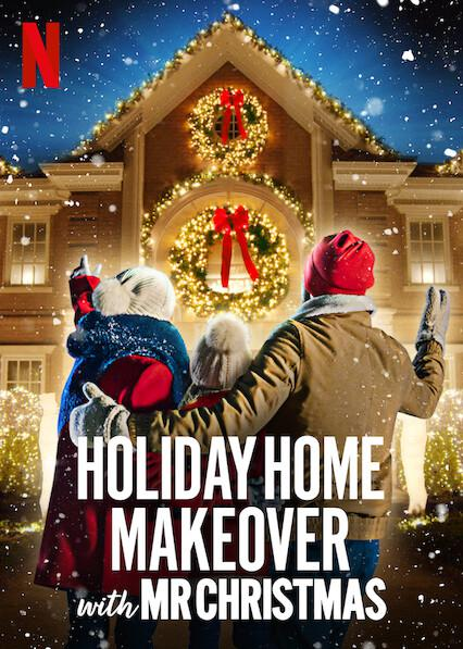 Holiday Home Makeover with Mr. Christmas Series Premiere